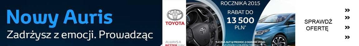 Toyota - Baner